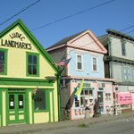 Downtown Lubec