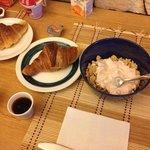 desayuno en caesar rooms