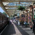 Loughborough Central station