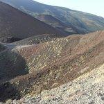 Dettaglio cratere silvestre