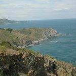 The nearby Mediterranean Coast