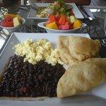 Belizian Breakfast