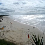 Surf club beach-front Coolum, Sunshine Coast