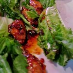 spicy chicken wings appetizer