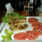 Excelente comida  y atención !!!