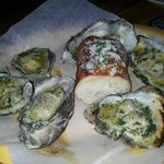 Charbroiled Oysters!!!