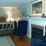 Birch room