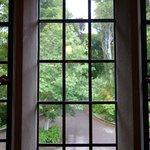 Bedroom window Room 1