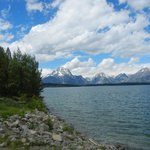 Trip to Jenny Lake