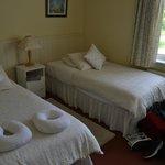 Squeaky Floors/ Decent beds/ Nice Bathroom