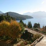 Inolvidables vistas al Lago y los colores del otoño en Bariloche