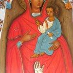 "The Virgin of "" three hands """