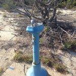 another Broken water fountain , A forgotten Park
