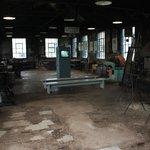 Soudan Underground Mine State Park - Tool & Die shop