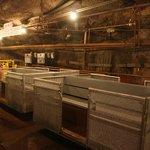 Soudan Underground Mine State Park - 2341 Feet below the surface