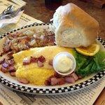 yummy, huge portions
