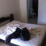 Cama habitación 401 (doble)