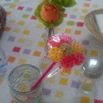 Mimos e decoração de mãe de David