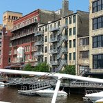 Historic Third Ward from Milwaukee Boat Tour