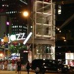 Outside - Lincoln Center Jazz & AOL/Columbus Circle