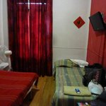 camera doppia con ventilatore