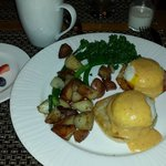 Whitebark Restaurant, breakfast July 7th 9:00 am.