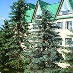 Emmaus Volga Club Country Hotel Foto