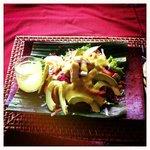 Best salad in Ubud!