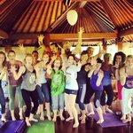 Yoga Studio! Perfect for your retreat!