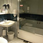 Our bathroom (standard room 209)
