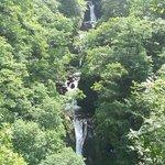 mynach waterfall