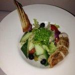 crunch chicken salad
