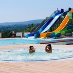 Outdoor pool (jacuzzi)