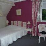 Une très belle chambre