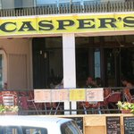 Casper's from the seafront