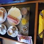 colazione in camera!!!!