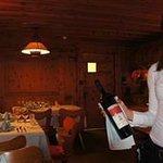 Welcoming Waiter!