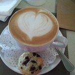 Coffee afterwards