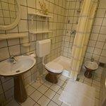 Apartment's private bathroom