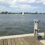 Sailing on the Schlei nearby