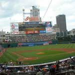 General photograph of Progressive Field