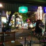 cafe on hang hanh street
