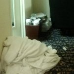 This is the quality of our roomservice