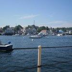 Beautiful Boothbay Harbor!
