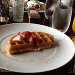 Belgian waffles #ATLpowerbreakfast