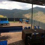 our honeymoon - Arizona suite terrace