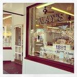 May's Candy Shop on Mackinac Island, MI