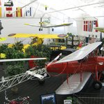 Main museum hangar