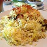 mutton biryani - delicious