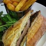 Steak Sandwich - Early  Bird Menu